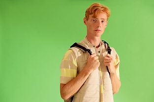 Schoolboy Portrait