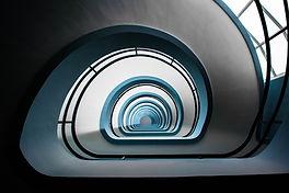 Public Building Staircase