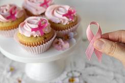 Petits gâteaux de sensibilisation au cancer du sein
