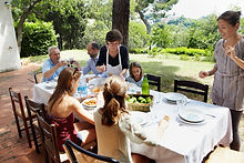 Weekend Family Lunch