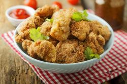 Panier de poulet