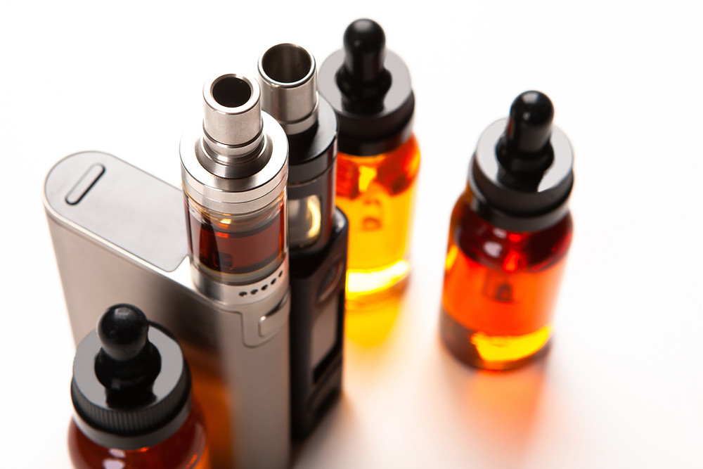 Hemp oils can be processed into vaping supplies.