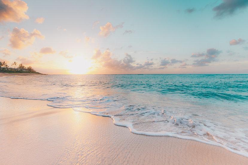 Beachside Vibes Soy Wax Melts