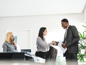 Impress, don't stress! Tips to help you stand out during (and after) an interview