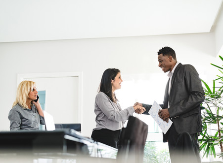 Top tips to nail that job interview!