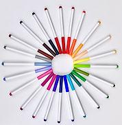 Colorful Pens