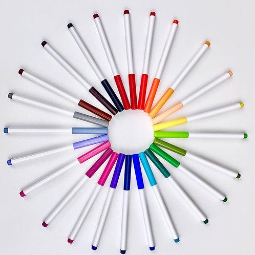 API Flashlight/Ink Pens