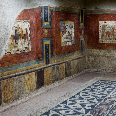 Virtual Museums for Online Teaching