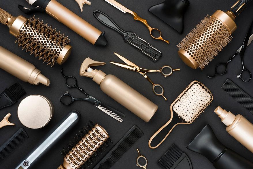 Hair Dresser Tools