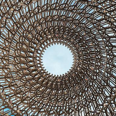 metallic Structuur