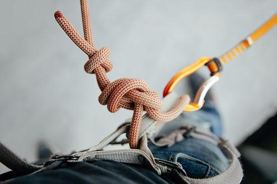 Carabina e corda