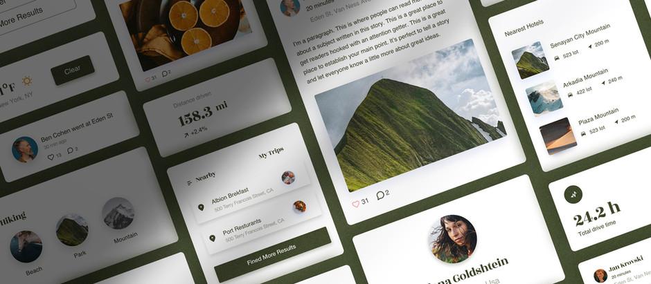 Top Website Designing Trends in 2021