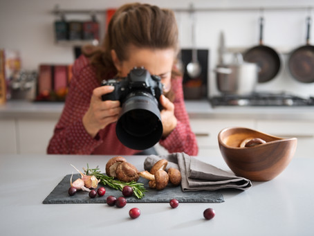 5 Things Every Beginner Food Photographer Should Know
