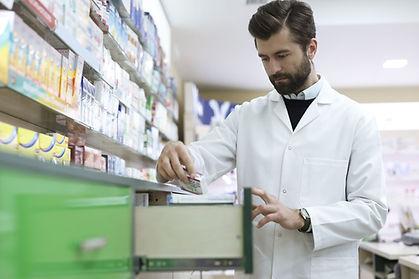 Male Pharmacist