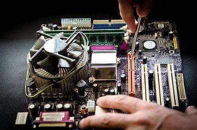 Instalação motherboard