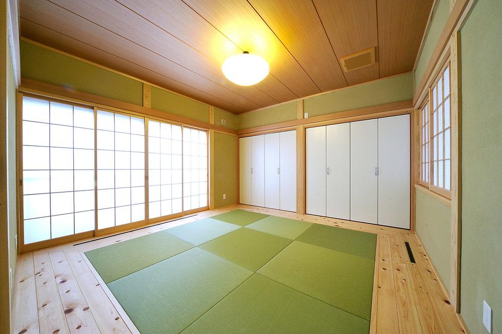 日本建築 和室