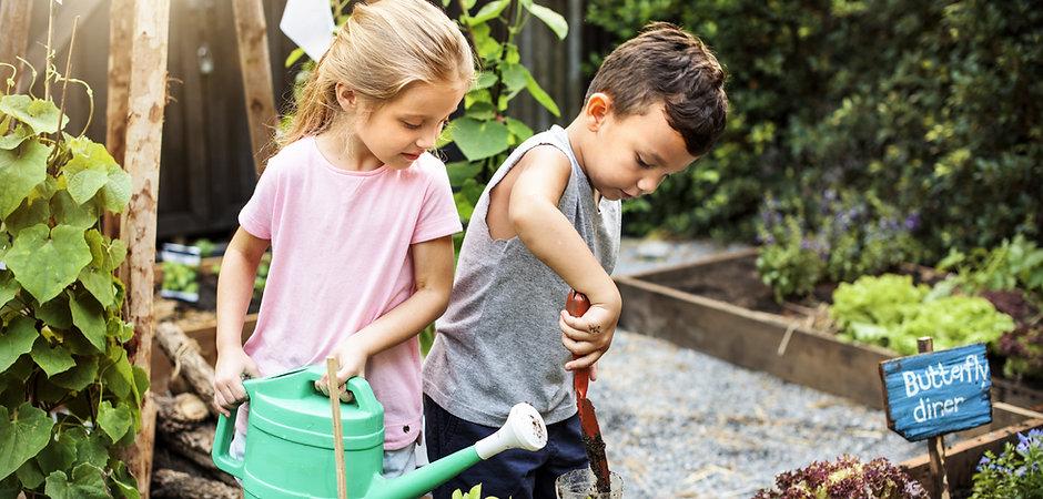 Kids Gardening