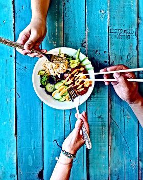Sdílení potravin