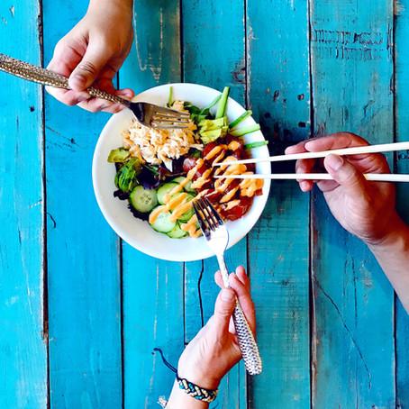 Idea: Community Food Sharing