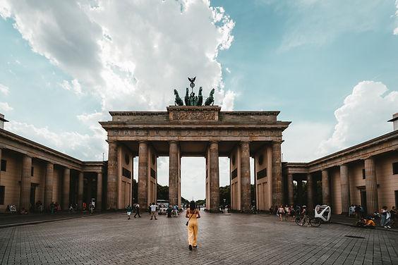 Berlin Brandenburger Tor