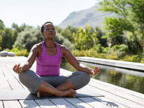 Great daily yoga flows to clear negative energy