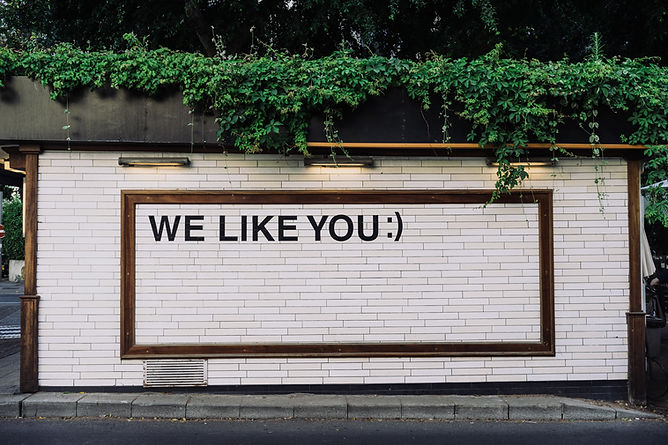 Nous vous aimons