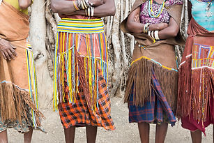 Traditional African Dress