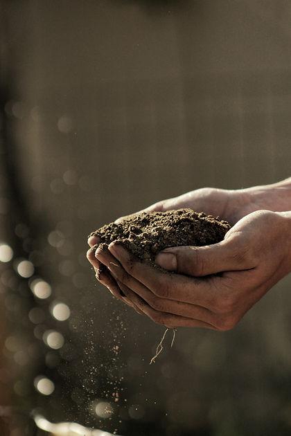 Tenir le sol