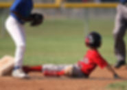 Little League-Spieler