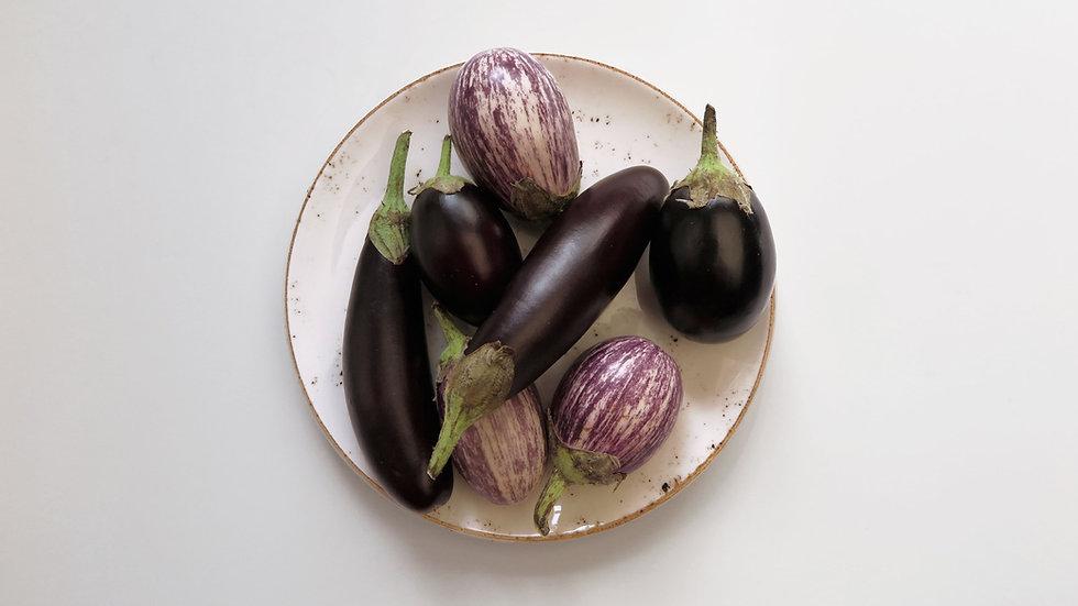 Eggplant 3pts.