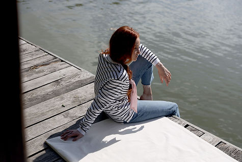 Woman by the Water