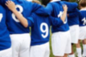 サッカーチームメイト