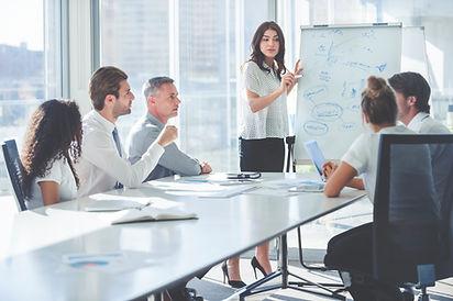 Бизнес-презентация