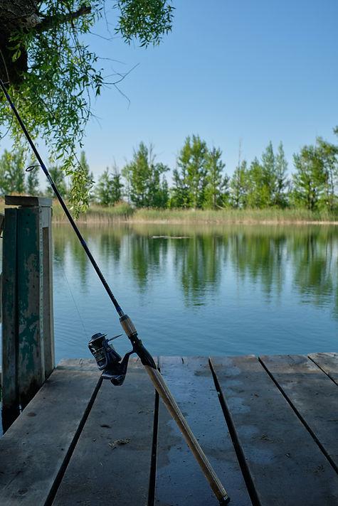 Fishin in Pond