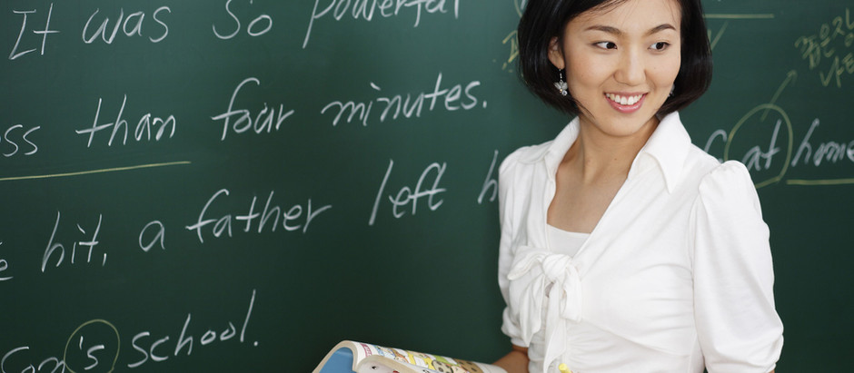 Why Knowledge Of A Student's Native Language Will Make You An Effective English Teacher.
