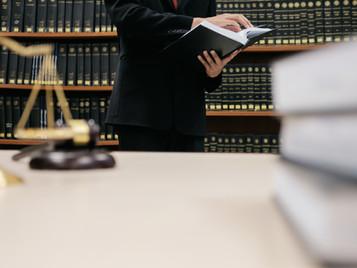 Legal Sector Regulatory Findings