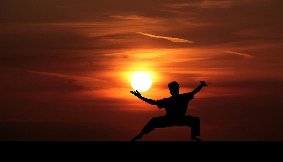 Sonnenuntergang Martial Arts