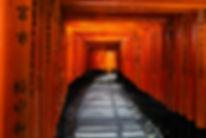 Chemin du sanctuaire