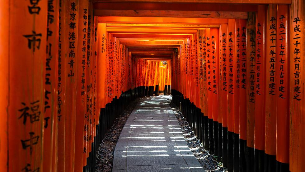 Sentiero del Santuario