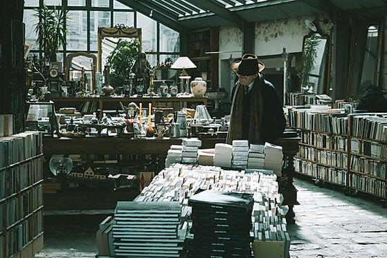 Franse boekhandel