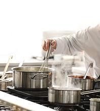Restaurace kuchyně