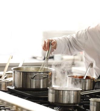 Udvarház Vendéglő konyha