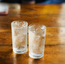 Sodas + Water