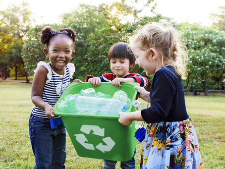 """We were recycling with some """"Laissez Faire"""". Then we started digging into the topic."""
