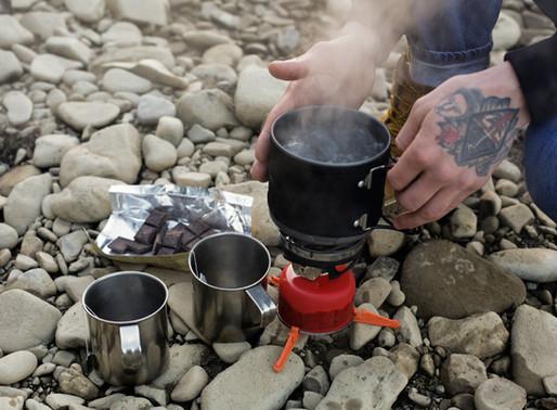SUMMER GAMES // 2 - Vocabulaire spécial camping: La cuisine au camping #1
