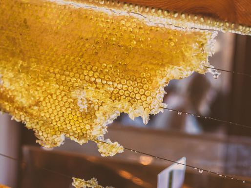 Raw vs organic Honey