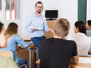 Classroom Discourse part 2: Teacher questions and questioning routines
