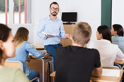 Roles and responsibilities of a teacher