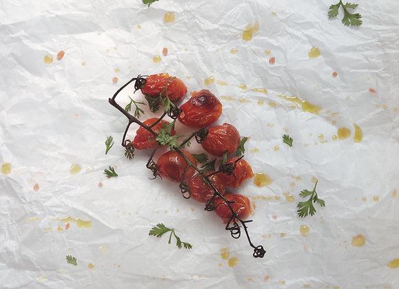 Spiced Cherry Tomato Pasta Sauce