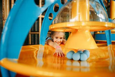 Indoor Fun Park PlayWorld